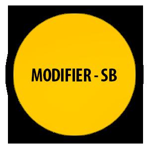MODIFIERSB