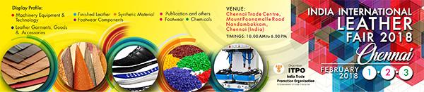 Chennai IILF 2018 Hindistan Fuarı