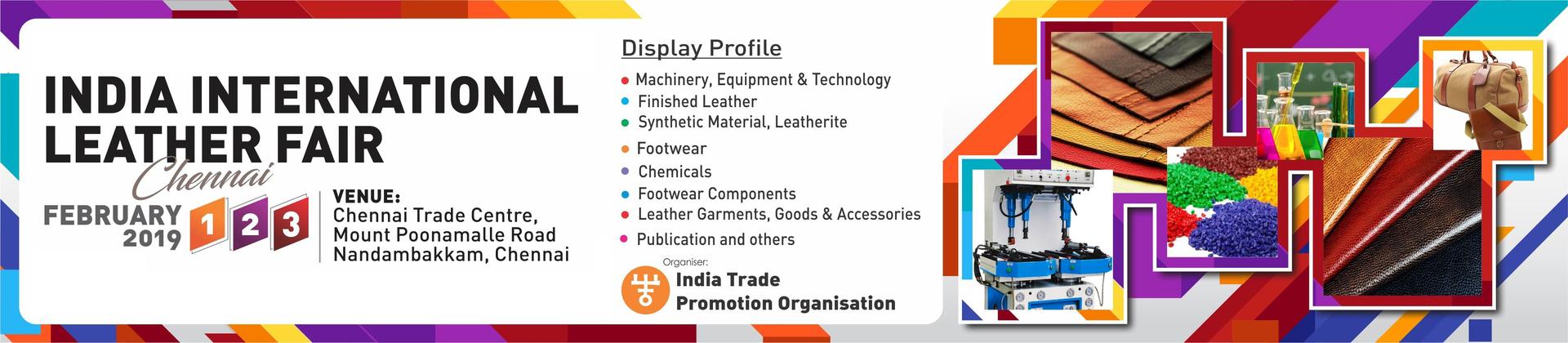 IILF 2019 / CHENNAI / India