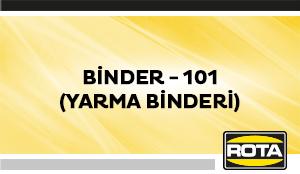 BINDER 101(YARMABINDERI)