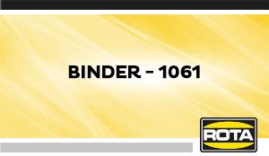 Binder 1061