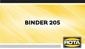 Binder205