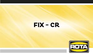 Fix CR