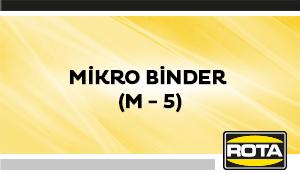 MIKROBINDERM 5