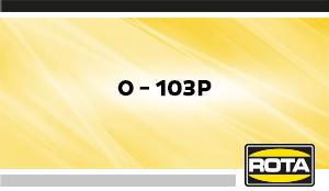 O 103P