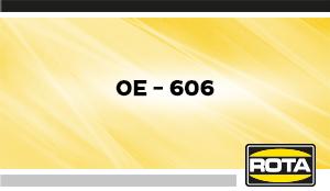 OE 606