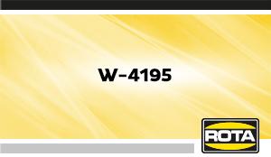 W 4195