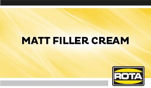 MattFillerCream