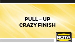 Pull UpCrazyFinish