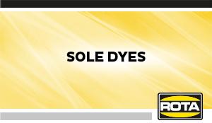 SoleDyes